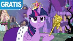 MI PEQUEÑO PONY - Celebracion Princesa Twilight - SUSCRIBETE
