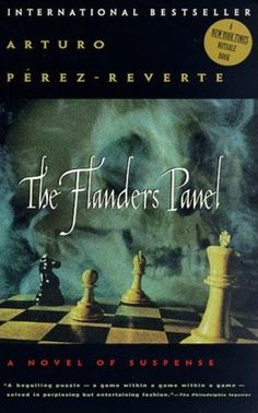 The Flanders Panel by Arturo Perez-Reverte | LibraryThing