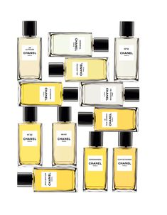 CHANEL Parfums.