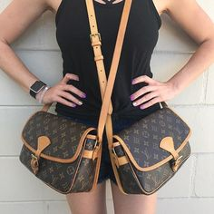 Double Trouble in Louis Vuitton! Call/text us at 813-382-9491 if you would like to purchase before they go online!