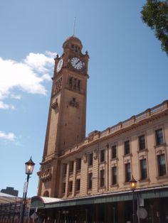 Central Station, Sydney, NSW, Australia