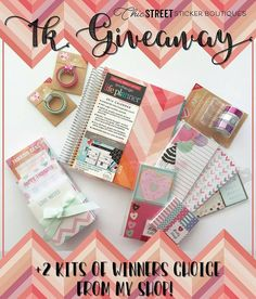 How wonderful is this giveaway! Congrats on 1k and thank you for the opportunity @chicstreetstickerboutique, I started following you when you had about 200, look how far you've come already  #chicstreetpeeps1k