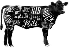 Rump Cut of Beef A Rump cut of beef is taken from the hindquarter and the muscle above the hip bone of the animal. Black Angus Beef, Hip Bones, Short Ribs, Muscle, Animals, Birthday, Animales, Animaux, Muscles