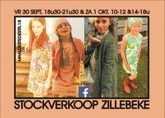 Stockverkoop van Hagen -- Zillebeke -- 30/09-01/10