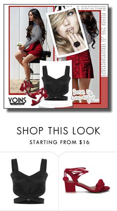 """""""yoins 1/3"""" by merima-k ❤ liked on Polyvore featuring yoins, yoinscollection and loveyoins"""