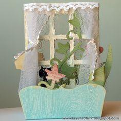 Summer Window Box   Sizzix Blog