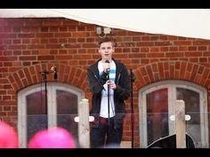 Benjamins tal på Malmen - Valborg 2015