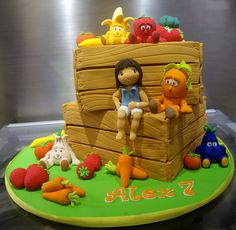 """carotee cake     By: Little """"Miss"""" OC's Kitchen   Flickr - Photo Sharing!"""