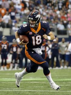 Manning - If you don't LOVE Manning there's something wrong with YOU!