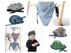 MixG bandana's. Handig voor op het strand of op de boot! In veel verschillende designs en altijd aan twee kanten te dragen