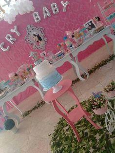 Quero esse aniversário! Kkkk