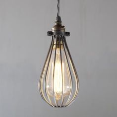 Cowley Pendant Light made by Jim Lawrence £75