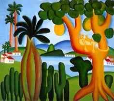 15 Pinturas do Rio de Janeiro - http://designmuitomais.blogspot.com.br/2015/03/15-pinturas-do-rio-de-janeiro.html