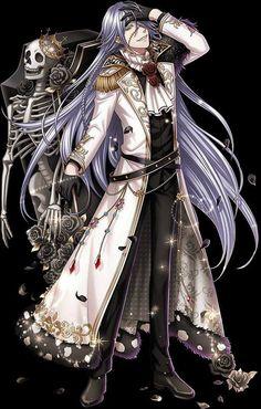 Undertaker || kuroshitsuji book of atlantic / #anime
