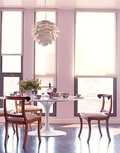 Dining Rooms from Domino Magazine