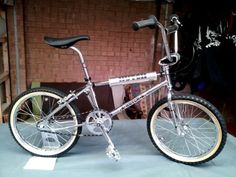 Old school/Vintage bmx hutch pro racer 1984