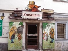 Party venue Hasenstall in Graz, Austria Places Around The World, Around The Worlds, Graz Austria, Party Venues, Capital City, Painting, Painting Art, Paintings, Painted Canvas