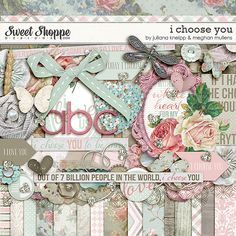 I Choose You by Meghan Mullens and Juliana Kneipp