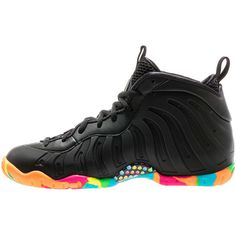 brand new b69d5 82ee9 Nike Air Foamposite One Fruity Pebbles has the first images, and they look  amazing. This is a GS version of the sneaker, which apparently still end up  ...