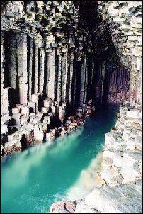 Fingal's Cave, Isle of Staffa (Scotland)