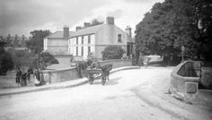 OLD IMAGES OF CLARE The Club Bridge, Ennis, 1893