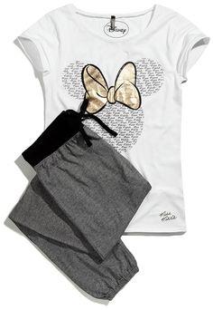 Minne Mouse Disney Autumn Winter Collection - Amazingly Cute Pajamas