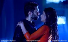 The upcoming episode with lots of action will revolve around Shivaay and Anika. Tia will play a smart trick of drowning Anika. Shivaay will get an intuition about Anika being in danger. Shivaay will s Romantic Couples Photography, Couple Photography, Wedding Photography, Plus Tv, Romantic Couple Kissing, Going Down On Him, Nakul Mehta, Dil Bole Oberoi, Actors Images