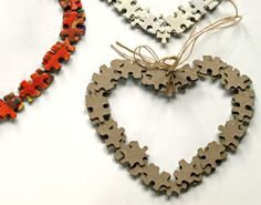 freshly found: Puzzle Hearts