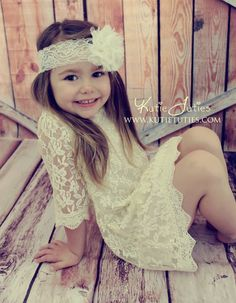 Hey, I found this really awesome Etsy listing at https://www.etsy.com/listing/232269729/ivory-lace-mini-dress-flower-girl-ivory