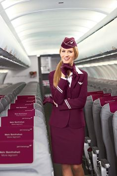 New Germanwings Uniform Repinned by www.lecastingparisien.com