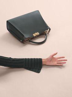 50bc0af4c055 Image result for fendi peekaboo essential Handbag Storage