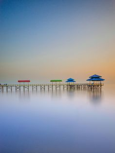 Kenjeran  Beach - East Java - Indonesia