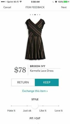 This is gorgeous - the wrapping would hide some areas that I'm not as confident about, and the neckline is still a V-neck without being too plunging or inappropriate.  Versatile dress that I would LOVE to see in my closet!