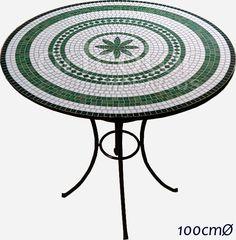 Mosaic Tile Designs, Mosaic Diy, Mosaic Crafts, Mosaic Projects, Mosaic Tiles, Mosaic Outdoor Table, Outdoor Table Tops, Outdoor Decor, Mosaic Furniture