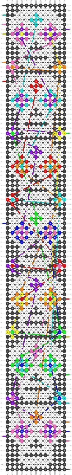 Alpha Pattern #19305 added by katedunlap