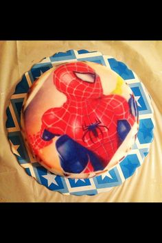 Gelatina d Spiderman!