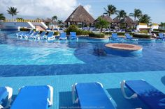 Moon Palace Sunrise - Moon Palace Golf & Spa Resort, Cancun, Mexico #familyallinclusiveresorts