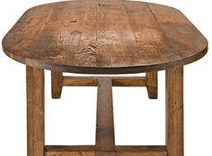 Farmhouse Tables, Racetrack or Oval Dining Tables