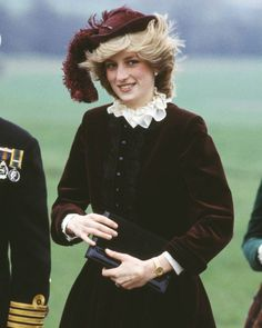 """1,581 Likes, 18 Comments - Princess Diana Forever (@princess.diana.forever) on Instagram: """"07 December 1982: Princess Diana arrives in Handsworth, Birmingham, on a series of engagements…"""""""