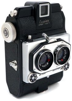 ISO Duplex Super 120 Italian Stereo Camera ISO Viewer ISO Cutter All Boxed | eBay