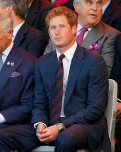 Prince Harry attends the Opening Ceremony of the Invictus Games 2014 at the Queen Elizabeth Olympic Park in London