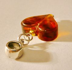 Baltic amber pendant/ amber heart K-165 by AmberRussia on Etsy