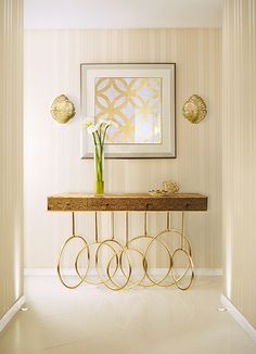@koket Projects with Burlesque Console and Passion Sconce http://www.bykoket.com/projects.php