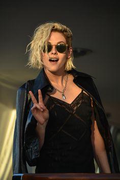 Kristen Stewart in Cannes - 2016 Arte Party