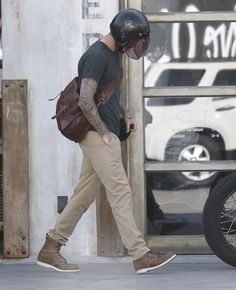David Beckham Photos - David Beckham Out Shopping On Melrose - Zimbio