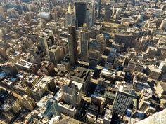 Scatti e Bagagli: 7 giorni a New York, la città che non dorme mai! Guardando giù dall'Empire State Building
