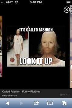 Haha my style look it up!✌