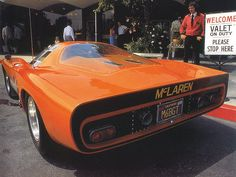The McLaren was so much more than just a car Replica Cars, Car Detailing, Hot Cars, Motor Car, Exotic Cars, Cars Motorcycles, Race Cars, Dream Cars, Super Cars