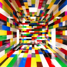 Buy Lego 5 - Limited Edition 1 of 5, a Digital on Other by Valentino Fialdini from Italy. It portrays: Abstract, relevant to: photography, valentino, lego, Fialdini, Valentinofialdini, Legoart, Legophotography If you thought Legos had no place in fine art or photography then you haven't seen these intriguing photos by Sao Paolo, Brazil-based Valentino Fialdini. For his latest exhibition, the photographer showed off a set of empty, bright and sometimes colorful rooms and corridors all made...