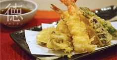 Toku // Walking Distance: 5 minutes // Did You Know they have special offers every week so check their website for discounts // Recommended Main: Special Assorted Tempura (house speciality) (£18.50)